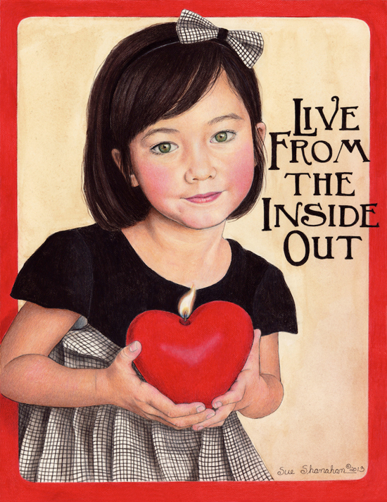 Live fro the Inside Out