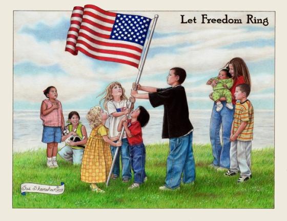 Let FreedomRing