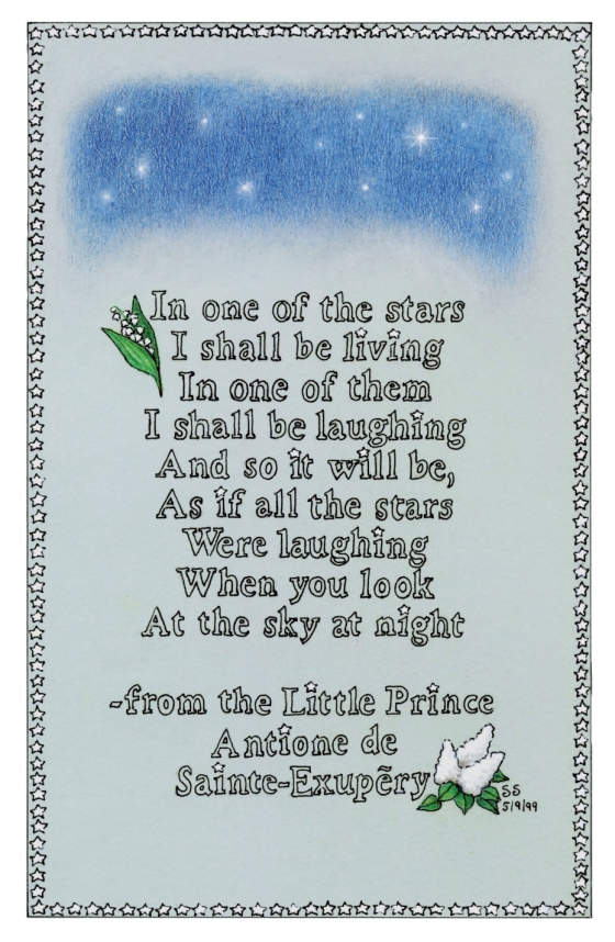Quote From the Little Prince