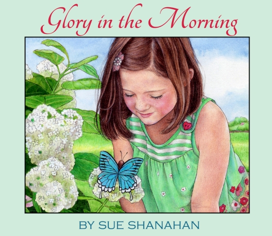 Glory in the Morning Book cover