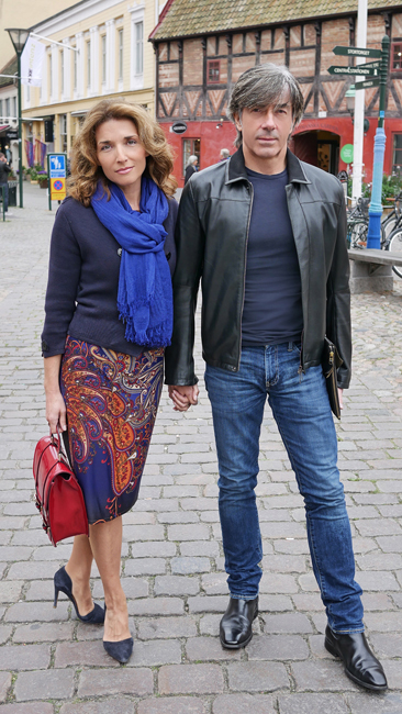 Gordana and Gregor