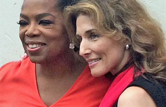 Oprah and Gordana